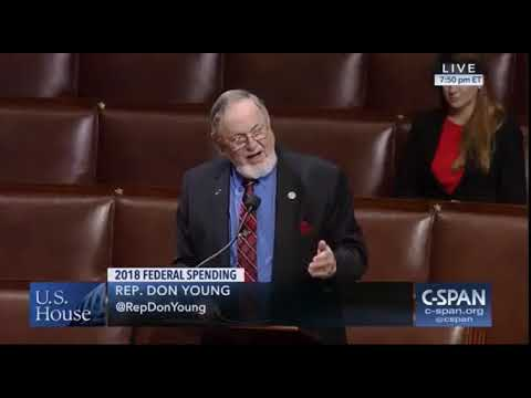 Rep. Don Young Tries to Scold 'Young Lady' Rep. Pramila Jayapal and Gets Cut Off