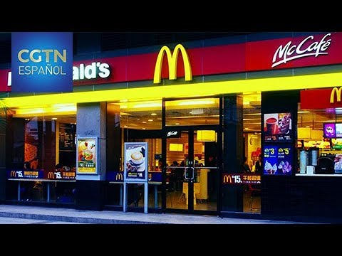 McDonalds planea doblar su número de sucursales en China para el 2022