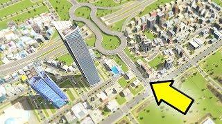 видео Cities: Skylines – районы, кварталы, жилые массивы