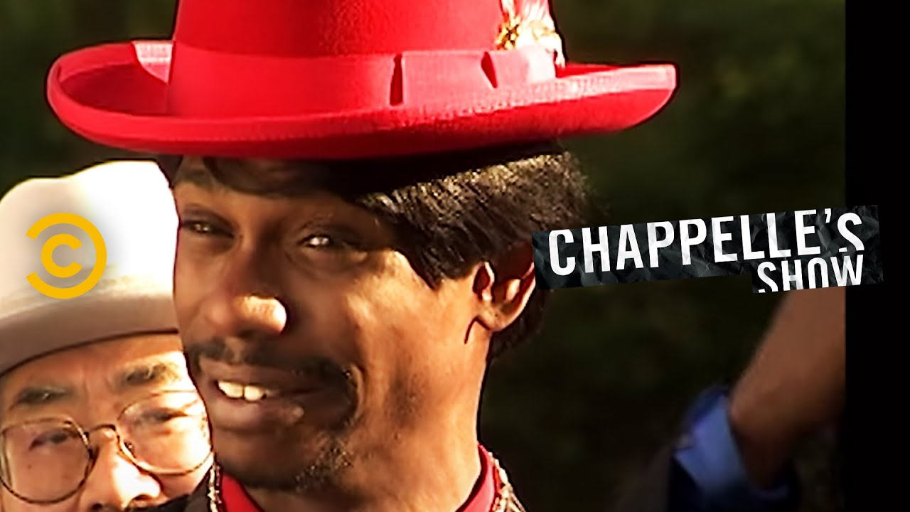 The Best Chappelle Show Crackhead