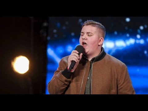 BGT 2017 AUDITIONS - KYLE TOMLINSON