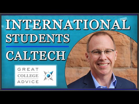 College Admissions Coach Visits Caltech