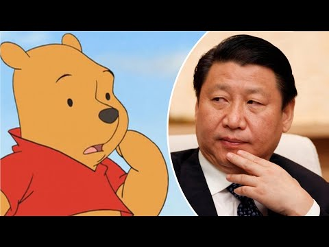 China bans Winnie the Pooh; Xi Jinping ends one-child policy - Compilation