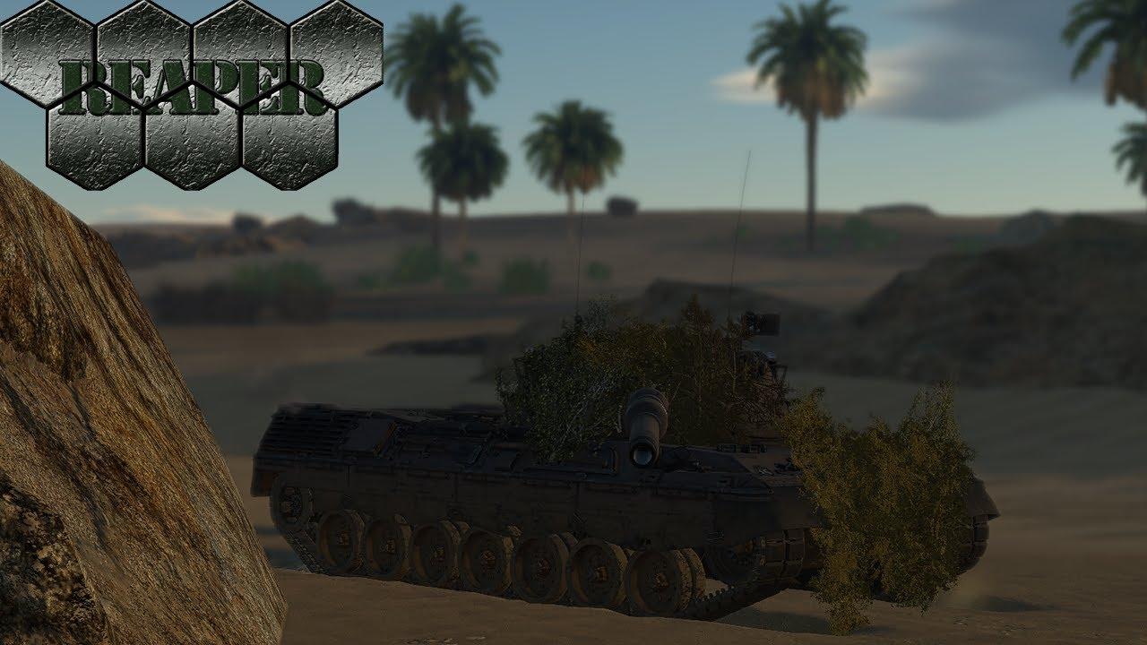 Download War Thunder Leopard A1A1 (L/44)