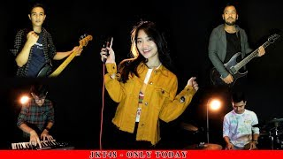 JKT48 ONLY TODAY Cover by LC PROJECT X SENDY