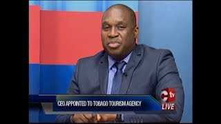 St  Lucian Louis Lewis Appointed CEO Of Tobago Tourism Agency