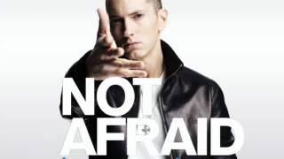 Eminem - Not Afraid (Official Audio Video)