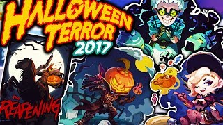 OVERWATCH HALLOWEEN TERROR EVENT SPRAYS! HOW TO GET ALL OF THEM!