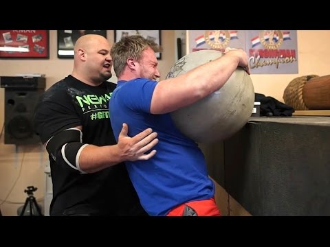 How To Be The World's Strongest Man   Part 3 - Event Training
