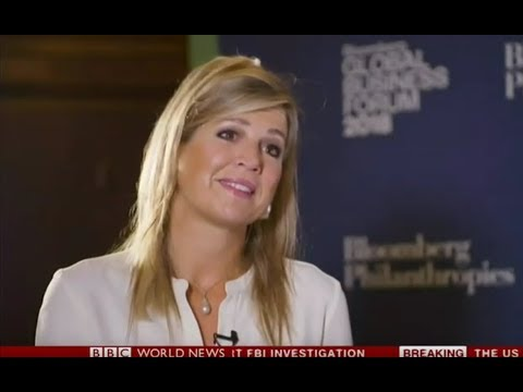 BBC World News: Financial Inclusion for Growth and Prosperity