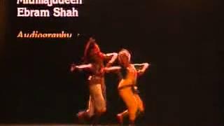 Bharatanatyam - Shiva & Parvati