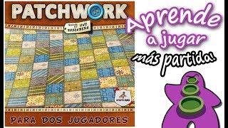 Patchwork Cómo Se Juega Reseña Y Partida Juego De Mesa