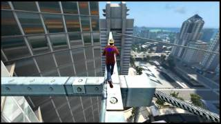 Skate 3: How To Get High (ramp Launch Glitch Tutorial)
