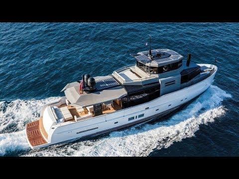 The Arcadia A85S Luxury Yacht