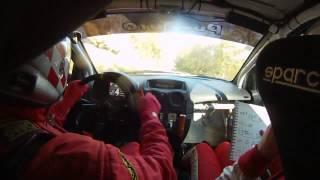 I.Puz/M.Puz - Rally Opatija 2014 - crash