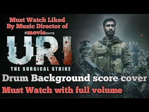 URI Full Movie Background Score | Uri Drum Background Music | Uri Scenes | 26th January Status