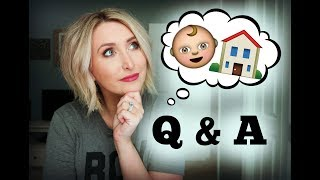 Making More Babies?! Are We Going to Move? | Q&A | Summer Whitfield