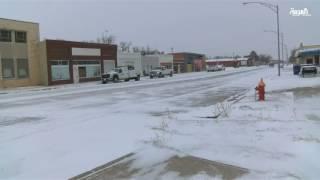 تحذيرات من عاصفة ثلجية قوية على جنوب الولايات المتحدة