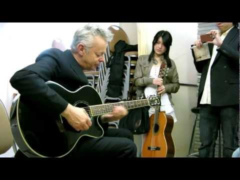 Tommy Emmanuel Meet & Greet, International House of Music, Moscow, 21st of April 2012, Part one