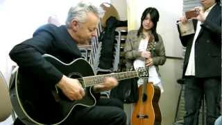vuclip Tommy Emmanuel Meet & Greet, International House of Music, Moscow, 21st of April 2012, Part one