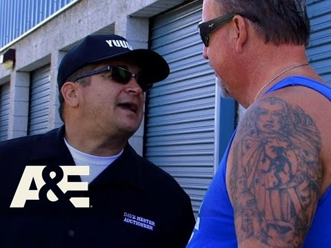 Storage Wars Dave Hester Fights Back Season 6 Episode 1 A E