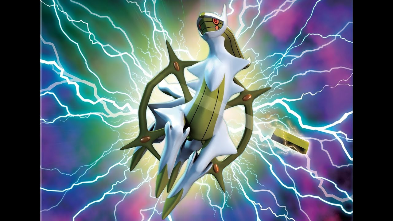 Arceus Hd Wallpapers: Pokemon Saphir Alpha Et Rubis Omega Comment Avoir Arceus