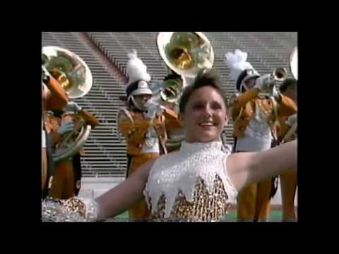 Crane High School Band 1989 - UIL 3A State Marching Contest