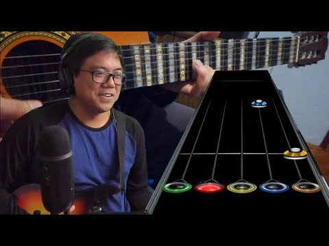 getting trolled on another level on clone hero