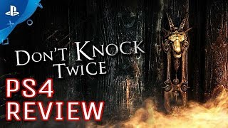 Don't Knock Twice Review – PS4