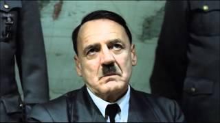 Hitler Plans To Take A Shit