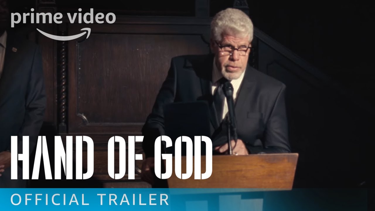 Download Hand of God Season 1 - Official Trailer | Prime Video