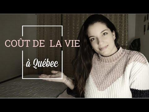 [CONSEIL 3] : COÛT DE LA VIE À QUÉBEC L Budget : Loyer, Frais De Scolarité, Epicerie, Loisirs ...