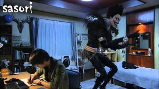 Video Death Note / デスノート 2015 Kento Yamazaki x Masataka Kubota (Part 1) download MP3, 3GP, MP4, WEBM, AVI, FLV Desember 2017