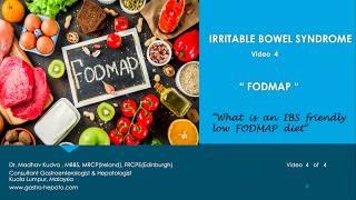 IRRITABLE BOWEL SYNDROME- FODMAP