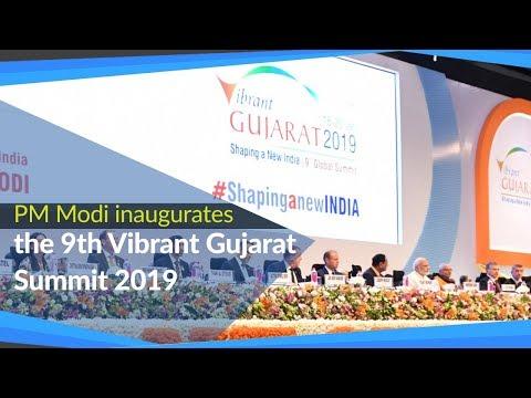 PM Modi inaugurates the 9th Vibrant Gujarat Summit 2019 | PMO Mp3