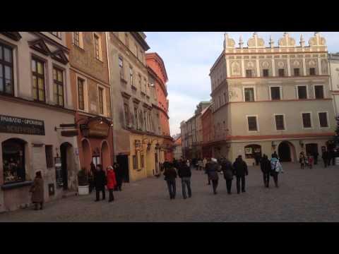Lublin POLAND Old Town Tour (HJRR)
