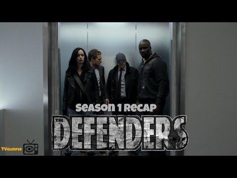 The Defenders Season 1 Recap