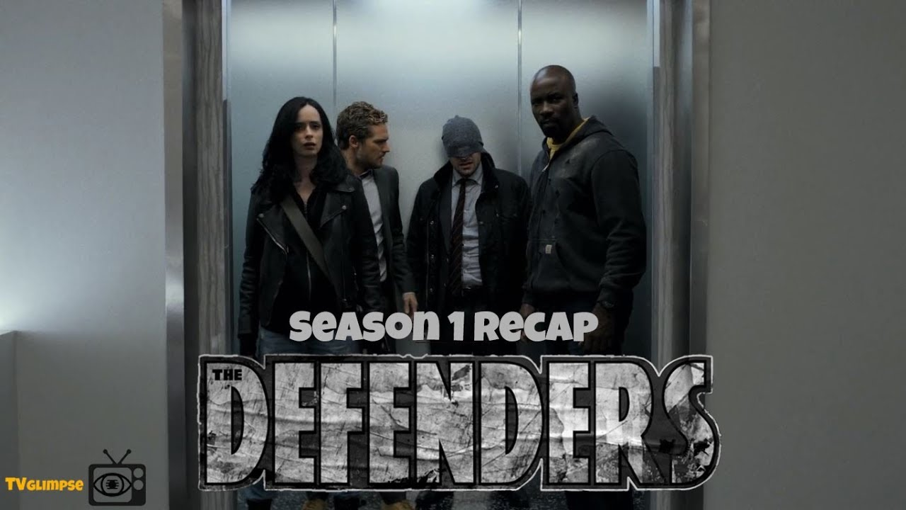 Download The Defenders Season 1 Recap