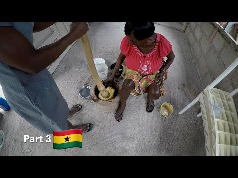 A TRIP TO GHANA - Exploring the Markets (Part 3)