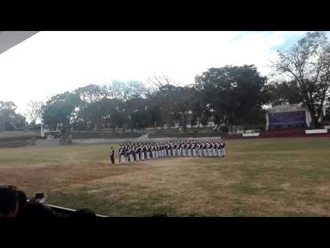 PNPA Class of 2019 Silent Drill Exhibition Part 1