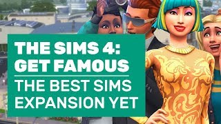 6 Reasons The Sims 4: Get Famous Is The Best Sims Expansion Yet