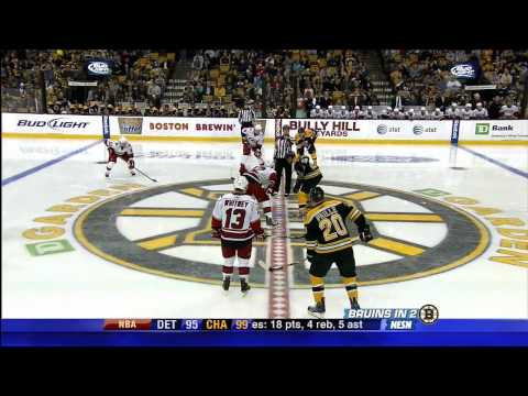Boston Bruins 3 Shorthanded Goals In 1:04 (HD)