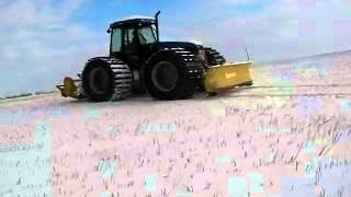 New Holland TV145 Tractor Tracks | Right Track Systems Int