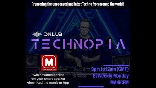 MANICFM | DKLUB | TECHNOPIA #011