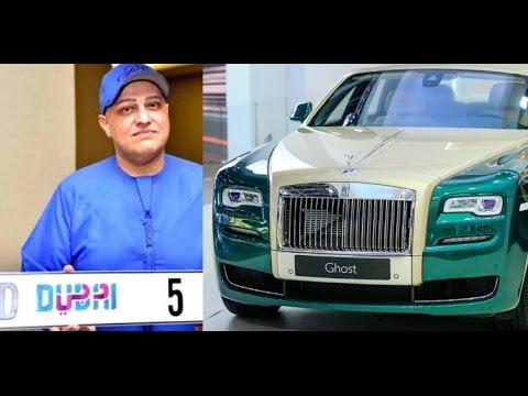Indian Businessman Wins Distinguished Dubai Number Plate For