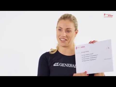 Generali fragt Angelique Kerber (Folge 2)