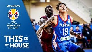 Qatar v Philippines - Highlights - FIBA Basketball World Cup 2019 - Asian Qualifiers