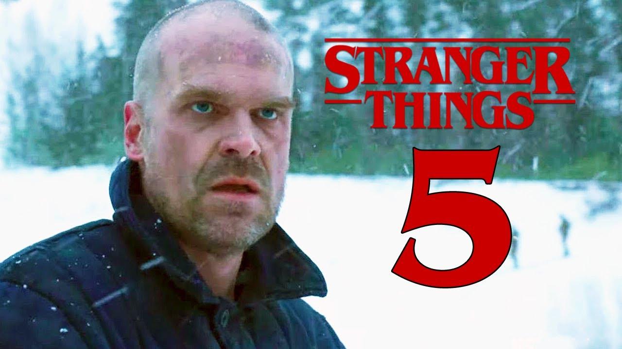Download Stranger Things Season 5 Netflix Announcement Breakdown and Trailer Easter Eggs