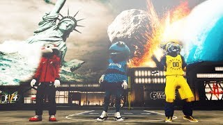 NBA 2K19 ENTIRE TEAM OF MASCOT MIDGETS!! DRIBBLE GODS + MASCOTS
