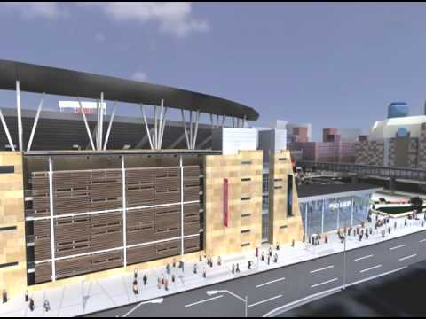 Animation of Target Field by Populous